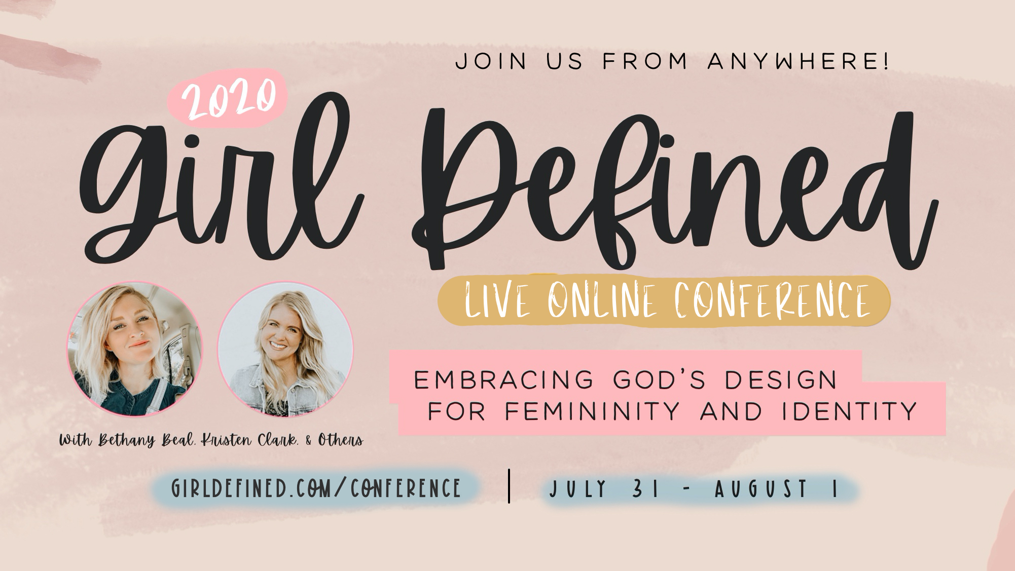 girl defined conference