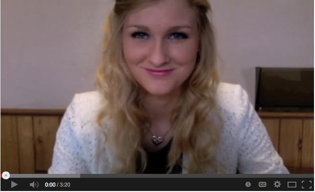 Bethany on Youtube