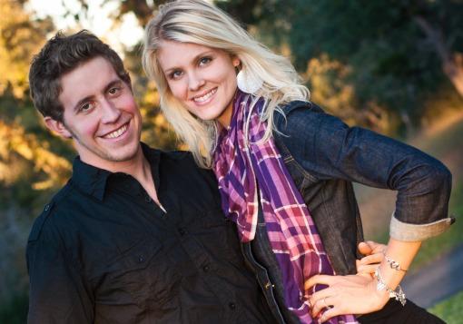 Zack and Kristen Meet