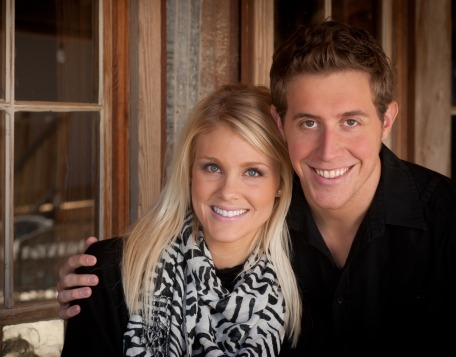 Zack and Kristen Smiling