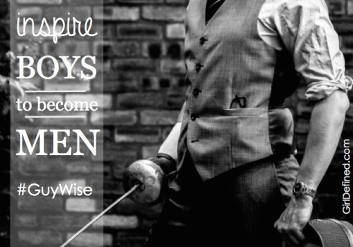 Inspire Boys to Become Men