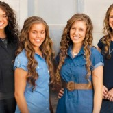 Duggar Girls, Guys and People Magazine