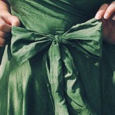 What a Girl in a Green Dress Taught Me about Friendship