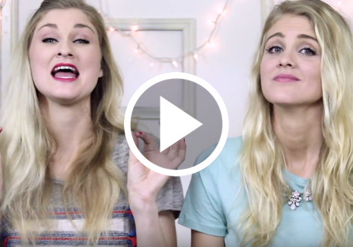 Bethany and Kristen on Youtube
