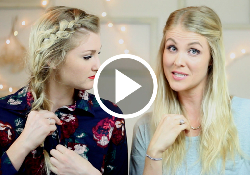 Kristen Clark and Bethany Baird Video