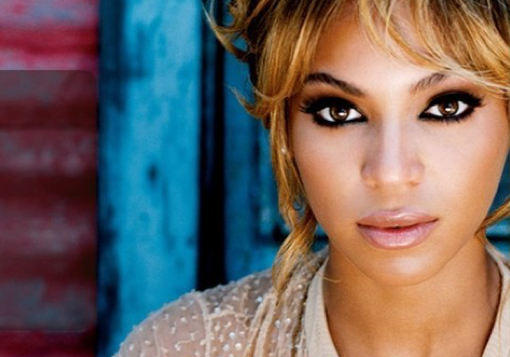 Beyonce's face