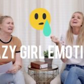 What to Do With Crazy-Girl Emotions