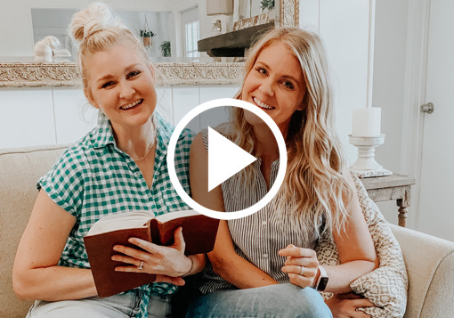 Girls with a Bible